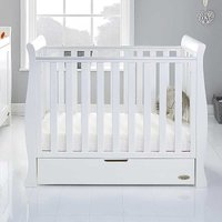 Stamford Space Saver Cot by OBaby
