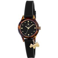 Watch It!' Black Strap Watch by Radley