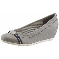 Wedge Heel Slip On Shoes by Tom Tailor
