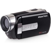 Z160IR Luxmedia Camcorder by Praktica - Black