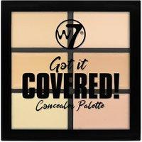 W7 Got It Covered Concealer Palette 6 g