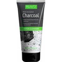 Beauty Formulas Charcoal Detox Cleanser 150 ml