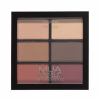 MUA Makeup Academy Eyeshadow Palette Scorched Marvels 7 8 g