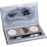 Depend Eyebrow Beauty Kit Brown 1 pcs