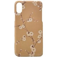 BasicsMobile Floral Simplicity iPhone X/XS Cover iPhone X/XS