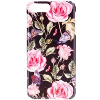 BasicsMobile Roses Of Butterflies iPhone 7/8 Cover iPhone 7/8