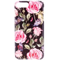 BasicsMobile Roses Of Butterflies iPhone 7/8 Plus Cover iPhone 7/8 Plus