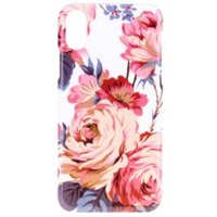 BasicsMobile Rose Paint iPhone X/XS Cover iPhone X/XS