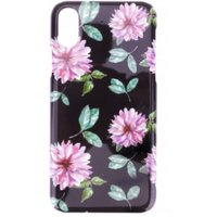 BasicsMobile Flower Chic iPhone X/XS Cover iPhone X/XS