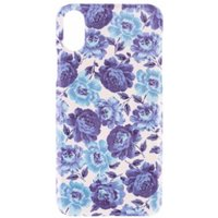 BasicsMobile Baby Blue Roses iPhone X/XS Cover iPhone X/XS