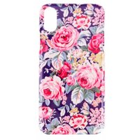 BasicsMobile Bouquet Of Vintage Flowers iPhone X/XS Cover iPhone X/XS