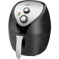 'Clatronic Fr 3699 Hot Air Fryer Black 1400 W 1 Pcs