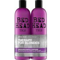 Tigi Bed Head Therapy For Blondes Duo 2 x 750 ml