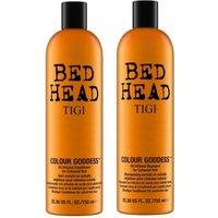 Tigi Bed Head Colour Goddess Tween Duo 2 x 750 ml
