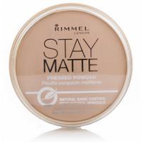 Rimmel Stay Matte Pressed Powder 006 Warm Beige 14 g