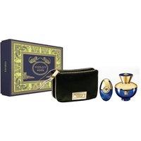 Versace Dylan Blue Pour Femme EDP & EDP Mini & Bag 100 ml + 10 ml + 1 pcs