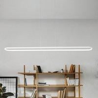 Circuit LED hanging light
