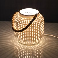 Bola table lamp  white