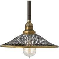 Striking pendant lamp Rigby