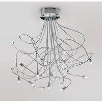 Novel ceiling light FREE SPIRIT  16 bulb