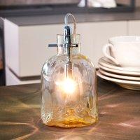 Tafellamp Bossa Nova 11 cm amber