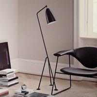 GUBI Gr shoppa tripod floor lamp  black