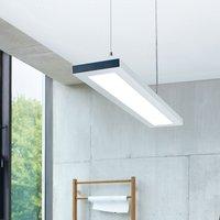 Lavigo DPP 16000 840 D LED hanging light EB silver