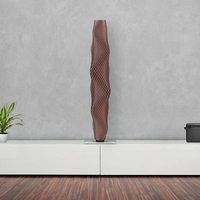 Flechtwerk Kaktus LED floor lamp  75 cm  copper