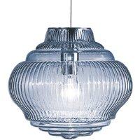 Bonnie pendant lamp 130 cm light blue