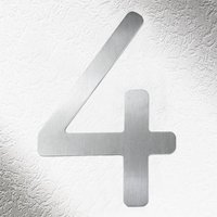 High Quality House Numbers made of Stainless 4