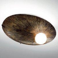 Textured designer ceiling light Etnica