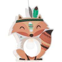 Little Indians pendant light  Filip Fox  orange
