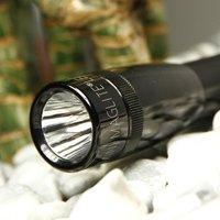 Useful LED torch Mini Maglite  black