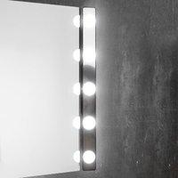 Hollywood LED mirror lamp  60 cm  5 bulb  blister