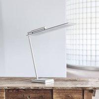 Black OLED desk lamp OMLED One d3
