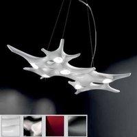 Abstract hanging light BAOBAB  white