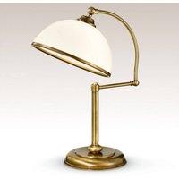 Adjustable La Botte table lamp white