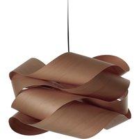 LZF Link hanging light   46 cm  chocolate