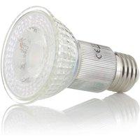 Bizzo LED ceiling light  aluminium  clear glass