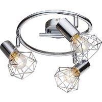 Daiva   3 bulb ceiling lamp