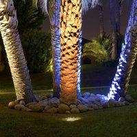 Image of 9 W starke LED-Bodeneinbauleuchte Gea