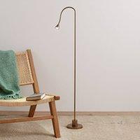 Minimalistic LED floor lamp MINI  antique