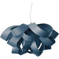 LZF Agatha Small hanging light  78 x 76 cm  blue