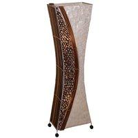 Wayan floor lamp 100 cm