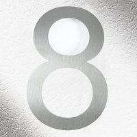 High Quality House Numbers made of Stainless 8