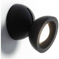Axolight DoDot LED wall light  black 46