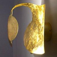 Knikerboker Gi Gi LED designer wall light  gold