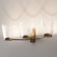 ICONE Canaletto   LED wall light  bronze
