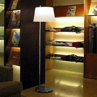 Passion designer floor lamp Fontana Arte  chrome