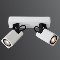 Image of 2-flammiger LED-Strahler Roax